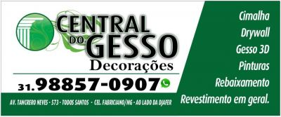 Central do Gesso