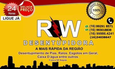RW Desentupidora