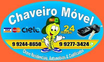 Chaveiro e Carimbos MC