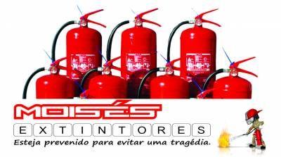 Moisés Extintores