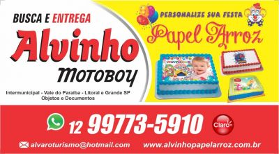 Alvinho Motoboy