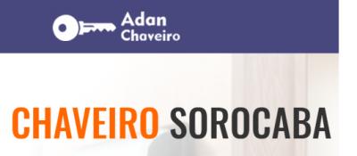 Adan Chaveiro Sorocaba