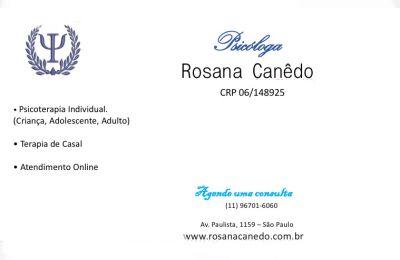 Rosana Canêdo