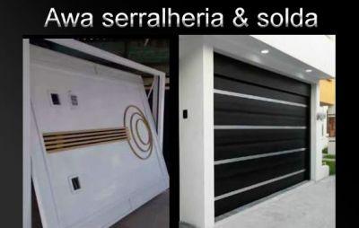 Awa Serralheria e Solda