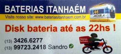 Baterias Itanhaém