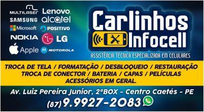 CARLINHOS INFOCELL