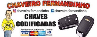 Chaveiro Fernandinho
