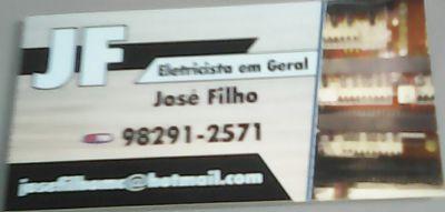 Jose Filho - Eletricista