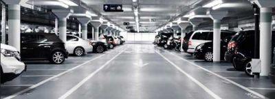 Estacionamento Guarujá