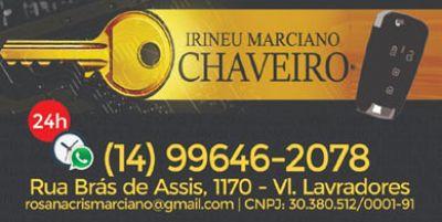 Irineu Marciano Chaveiro