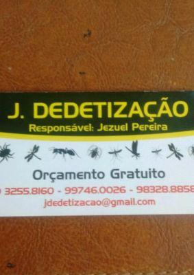 J.Dedetização