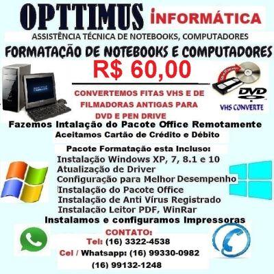 Opttimus Informática Araraquara