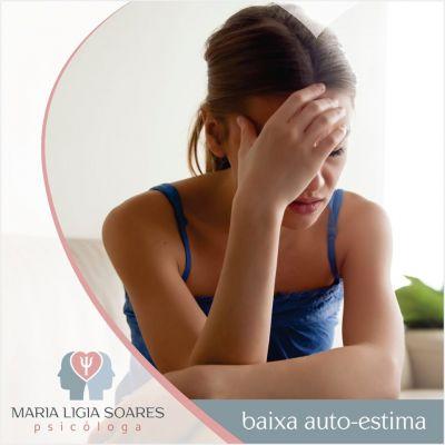 Psicoterapeuta Dra. Maria Lígia