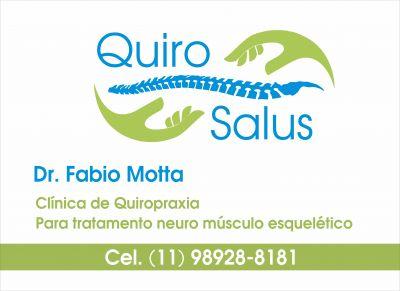 Quiro Salus - Clínica de Quiropraxia