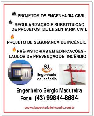 SJ Engenharia de Incêndio