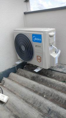 Thermo Azul Ar-condicionado