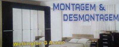 Wellington G Aráujo Montagem & Desmontagem